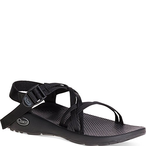 Chaco Women's ZX1 Classic Athletic Sandal, Black, 9 W US