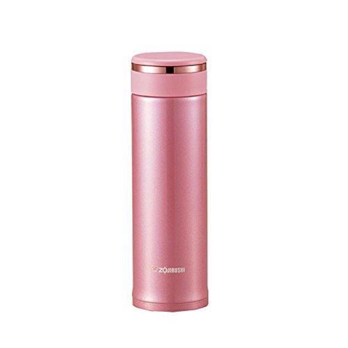Zojirushi SM-JB48PU Tuff Mug, 16-Ounce/0.48-Liter, Strawberry Pink