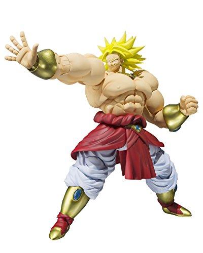 "Bandai Tamashii Nations SH Figuarts Broly ""Dragon Ball Z"" Action Figure"