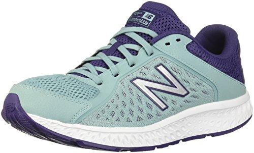 New Balance Women's 420v4 Cushioning Running Shoe, Mineral sage, 8.5 D US