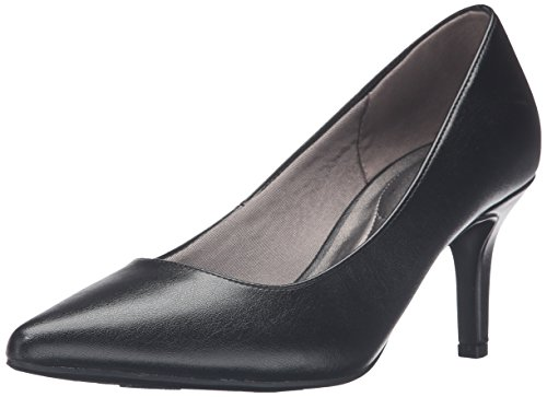 LifeStride Women's Sevyn Dress Pump, Black 4,7.5 M