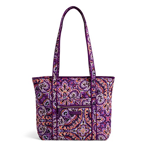 Vera Bradley Iconic Small Tote, Signature Cotton, Dream Tapestry