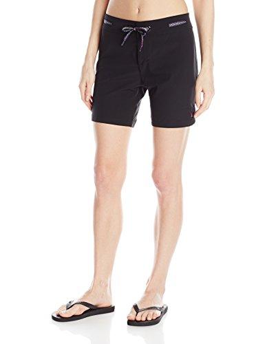 prAna Living Silvana Board Shorts, Black, Large