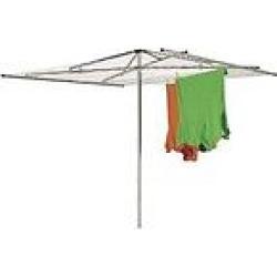 Household Essentials Steel Outdoor Drying Rack – 84