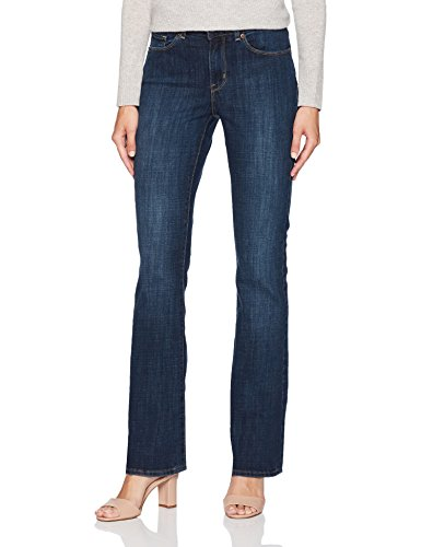 Levi's Women's Classic Bootcut Jeans, Hits of Embroidery, 32 (US 14) R