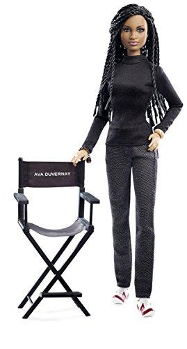 Barbie Ava DuVernay Doll