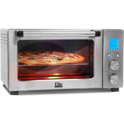 elite cuisine programmable convection oven multicolor - Elite Cuisine Programmable Convection Oven, Multicolor