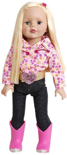 Madame Alexander Favorite Friends Cowgirl Cool 18″ Doll