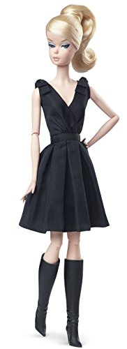 Barbie Fashion Model Collection Doll, Black Dress