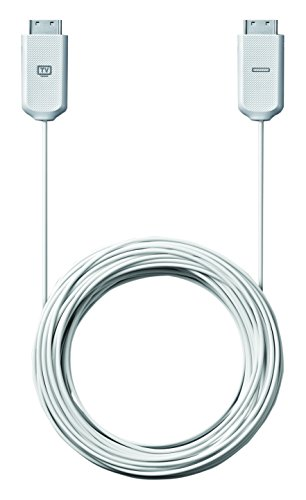 Samsung Electronics One Connect In-Wall Cable 15m White (VG-SOCM15U/ZA) – (2017)