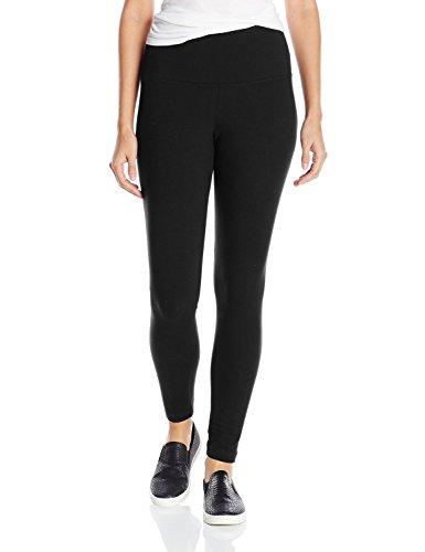 Lysse Women's Plus-Size Tight Ankle Legging, Black, 1X