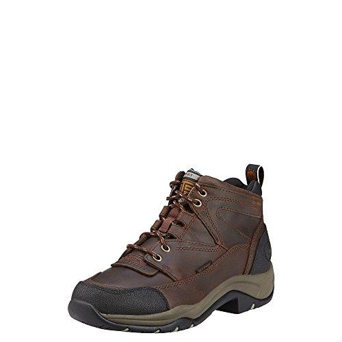 Ariat Women's Terrain H2O Hiking Boot, Copper, 9 B US