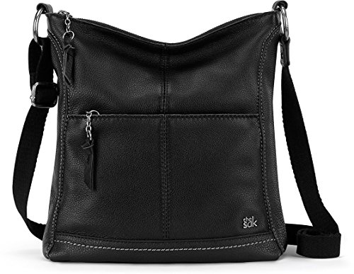 The Sak Lucia Crossbody (Black)