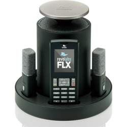 Revolabs FLX Wireless VoIP Conference System with 1 Omnidirectional T