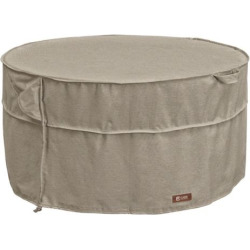 Montlake Square Fire Pit Table Cover, Grey