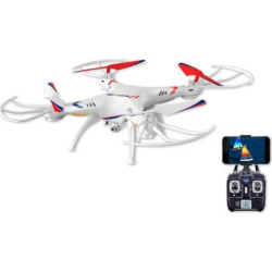 Swift Stream Z-9 Quadcopter Drone with Camera, White