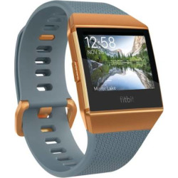 Fitbit Ionic Smart Fitness Watch, Multicolor