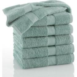 Martex Commercial 6-pk. Solid Bath Towels, Lt Green