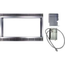 30 Built-in Trim Kit For R651ZS, Silver