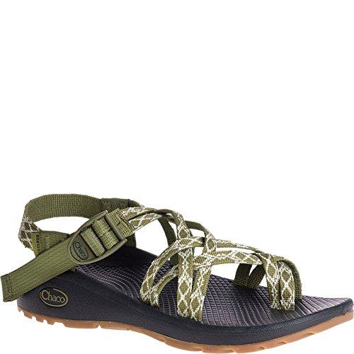 Chaco Women's Zcloud X2 Sport Sandal, Popline Boa, 6 B(M) US