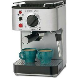 Cuisinart Espresso Maker – Stainless Steel Em-100, Grey