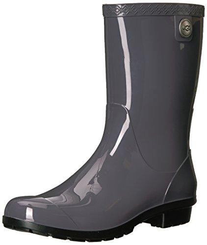 UGG Women's Sienna Rain Shoe, Nightfall, 9 M US