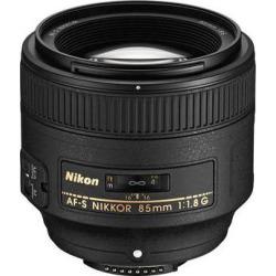 Nikon AF-S NIKKOR 85mm f/1.8G Lens 2201