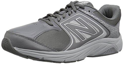 New Balance Women's 847v3 Walking Shoe, Grey, 9.5 B US