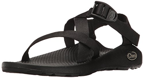 Chaco Women's Z1 Classic Athletic Sandal, Black, 6 M US