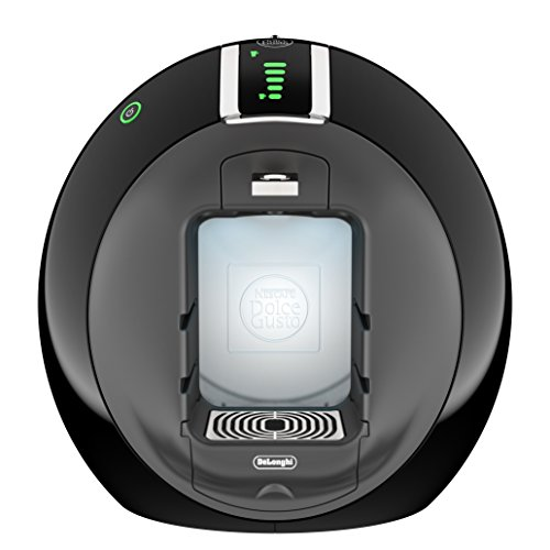 De'Longhi NESCAFÉ Dolce Gusto Circolo Single Serve Coffee Maker and Espresso Machine – 50oz Capacity – Capsule Based, Black