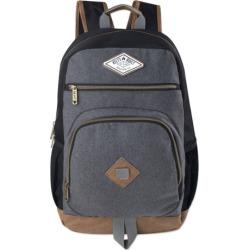 Kelty Camden Backpack with Vinyl Bottom, Black