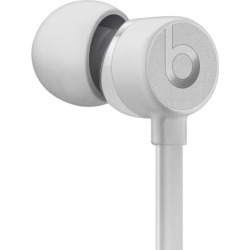 urBeats3 Earphones with Lightning Connector, Silver