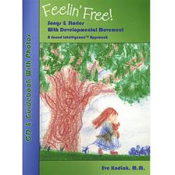 Feelin' Free Book/CD Set