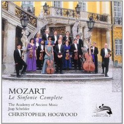 Mozart: The Complete Symphonies (IMPORT)