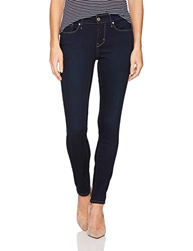 Signature by Levi Strauss & Co. Gold Label Women's Modern Skinny Jeans, Mascara, 14 Short