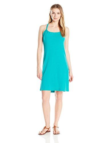 prAna Women's Quinn Dress, Dragonfly, X-Small