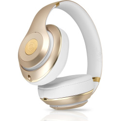 Beats by Dr. Dre Studio 2 Over-Ear Headphones – Gold (Used)