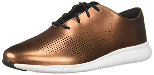 Cole Haan Women's 2.Zerogrand Laser Wing Oxford Copper Leather 8.5 B US B (M)