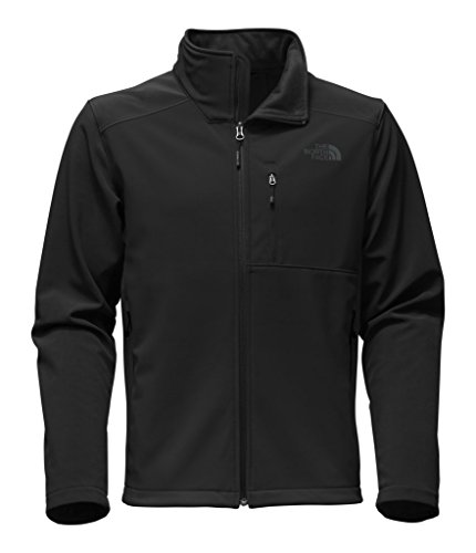 The North Face Men's Apex Bionic 2 Jacket – TNF Black & TNF Black – L