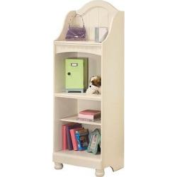 Cottage Retreat Large Bookcase Cream Cottage – Signature Design by Ashley, White