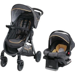 Graco Travel System, Yellow