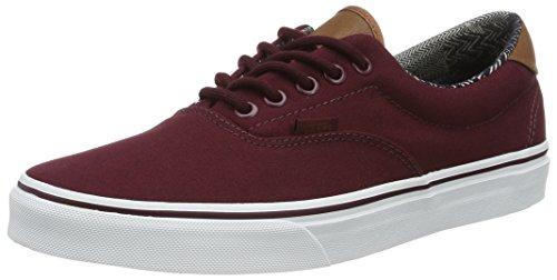 Vans Unisex Era 59 Sneaker Port Royale/Material Mix Size 11 M US Men