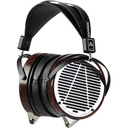 Audeze LCD-4 Planar Magnetic Studio Headphones w/ Ebony Wood Rings