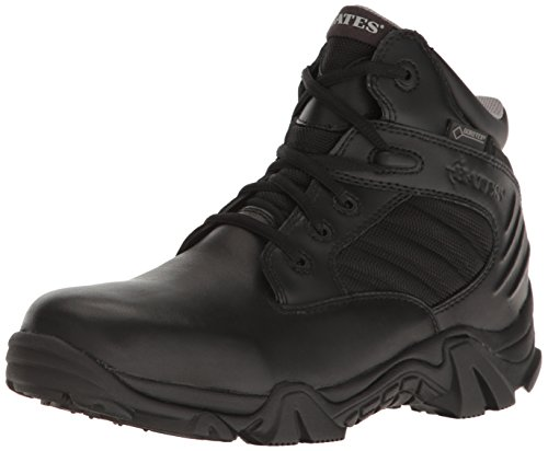 Bates Women's Gx-4 4 Inch Boot, Black, 8.5 M US