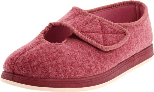 Foamtreads Women's Kendale, Dusty Rose, 7.5