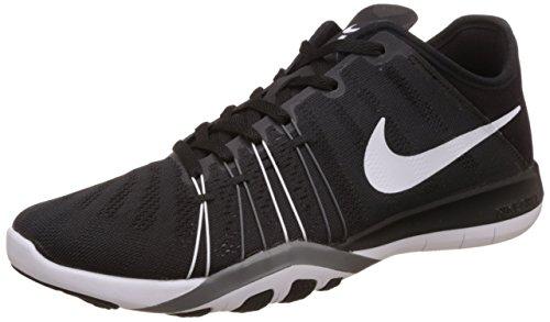 Nike Women's Free TR 6 Training Shoe Black/Cool Grey/White Size 8 M US