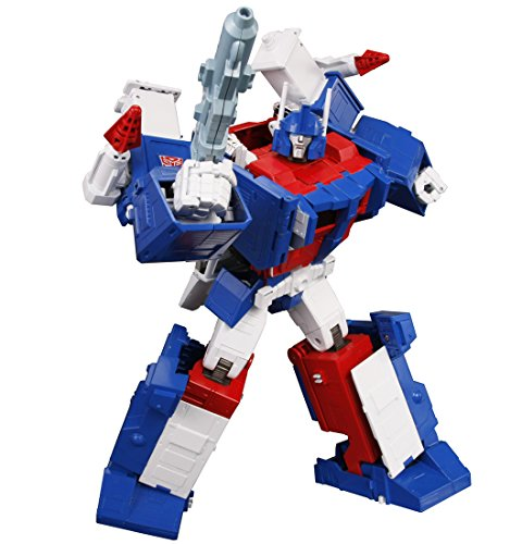 Transformers Japanese Masterpiece Collection Ultra Magnus Action Figure MP-22 [Perfect Edition] by Transformers