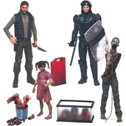 The Walking Dead Comic Series 2 Action Figure Set