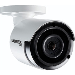 Lorex 8MP 4K Ultra High Definition IP Bullet Camera with Color Night Vision