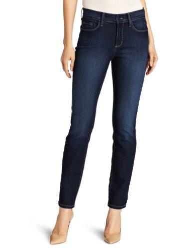 NYDJ Women's Petite Size Alina Legging Jeans, Hollywood Wash, 10P